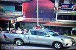 Đồn cảnh sát ở miền Nam Thái Lan bị tấn công