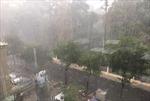 Thành phố Hồ Chí Minh xuất hiện mưa lớn bất thường giữa mùa khô