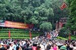 Giỗ Tổ Hùng Vương - Lễ hội Đền Hùng 2017: Hoàn tất công tác chuẩn bị