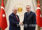 Thổ Nhĩ Kỳ đề xuất hợp tác với các lực lượng 'hợp pháp' tại Syria