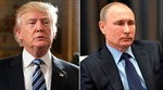 Tổng thống Putin ngỏ lời hẹn gặp ông Trump