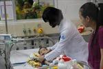 Cứu sống bé 2 tháng tuổi mắc 3 dị tật tim bẩm sinh nguy hiểm