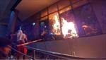 Người biểu tình Paraguay phóng hỏa trụ sở quốc hội