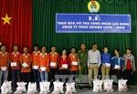 1.300 công nhân Công ty Kwong Lung- Meko sẽ được bố trí việc làm sau hỏa hoạn