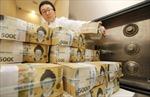 Nợ công Hàn Quốc vượt ngưỡng 600.000 tỷ won năm 2016