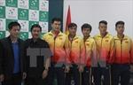 Trắng tay tại vòng play-off, Việt Nam rớt hạng tại Davis Cup
