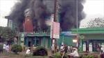 Cháy siêu thị thương mại Miền Tây, Thanh Hóa