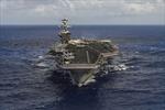 Điều tàu Carl Vinson tới bán đảo Triều Tiên - Mũi tên trúng hai đích?