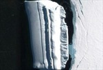 Phát hiện 'căn cứ người ngoài hành tinh' ở Nam Cực?