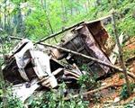 Hà Giang: Xe tải ben lao xuống vực sâu, 4 người chết tại chỗ