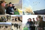 Bán đảo Triều Tiên đang rơi vào 'vòng xoáy dữ dội'