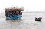 Đêm nay, tàu ĐNa 90369 TS gặp nạn về đến Đà Nẵng