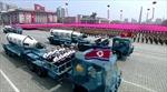 Triều Tiên lần đầu tiên giới thiệu tên lửa đạn đạo phóng từ tàu ngầm