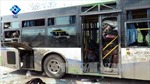 Syria nối lại hoạt động sơ tán sau vụ đánh bom xe buýt
