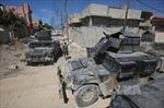 IS sử dụng vũ khí hóa học tại Mosul