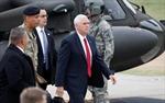 Phó Tổng thống Mỹ đến khu DMZ ở biên giới liên Triều