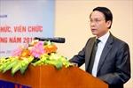 Đồng chí Nguyễn Đức Lợi được bổ nhiệm lại chức vụ Tổng Giám đốc TTXVN