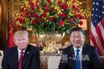 Ông Trump hết lời khen Trung Quốc trong vấn đề Triều Tiên