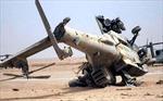 Rơi trực thăng tại Hy Lạp, 4 sỹ quan quân đội thiệt mạng