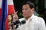 Tổng thống Philippines treo thưởng để bắt phiến quân Abu Sayyaf