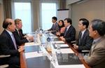 Phó Thủ tướng Trịnh Đình Dũng kết thúc chuyến thăm Hà Lan