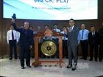 Phiên chào sàn, Petrolimex (PLX) đã lọt Top 5 cổ phiếu giao dịch lớn nhất
