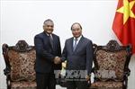 Thủ tướng Nguyễn Xuân Phúc tiếp khách ngoại giao