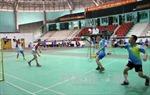 HCV cầu lông Cúp Li-ning thuộc về đội nam Hà Nội và nữ Bắc Giang