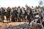 Syria đang phân tán máy bay để tránh bị Mỹ tấn công