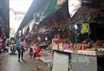 Cải tạo chợ truyền thống ở Hà Nội- Bài 1: Mỏi mòn chờ... kinh phí