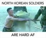 Bất ngờ xem lính Triều Tiên tay không đấm tan chồng gạch