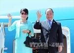 Thủ tướng Nguyễn Xuân Phúc lên đường thăm chính thức Vương quốc Campuchia