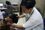 Giao mùa, trẻ mắc bệnh viêm phổi gia tăng
