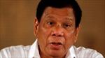 Tổng thống Philippines Duterte tái xuất với những tuyên bố ớn lạnh