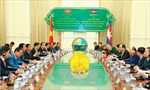 Việt Nam và Campuchia ra tuyên bố chung