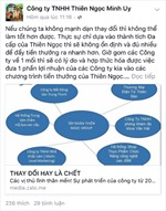 'Trùm' đa cấp Thiên Ngọc Minh Uy xin tự 'chết': Nghi vấn 've sầu thoát xác'?