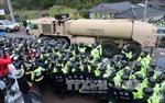 Các ứng viên tổng thống Hàn Quốc phản ứng trái chiều về THAAD