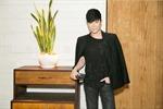 Nathan Lee lịch lãm dự thảm đỏ giải thưởng Âm nhạc Cống hiến