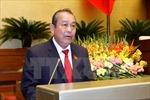 4 Ủy viên TƯ làm Phó Trưởng Ban Chỉ đạo 389 Quốc gia