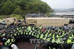 Trung Quốc kêu gọi Mỹ, Hàn Quốc rút THAAD