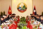 Việt Nam và Lào ra tuyên bố chung