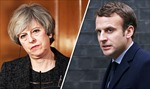 Anh lo Brexit bị ảnh hưởng nếu ứng cử viên Macron thắng cử