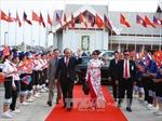 Thắt chặt hơn nữa sự tin cậy chính trị và tình đoàn kết giữa Việt Nam với Campuchia và Lào