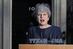 Vấn đề Brexit: Thủ tướng May cáo buộc EU bày 'thế trận' chống lại Anh