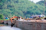 Sơn La: Đẩy nhanh tiến độ dự án kè suối nghìn tỷ Nặm La