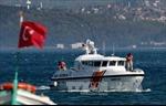 Cứu sống toàn bộ thành viên tàu Hải quân Nga gặp nạn ở Biển Đen