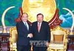 Chuyến thăm của Thủ tướng làm sâu sắc hơn quan hệ Việt - Lào