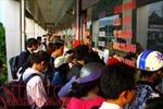 Người dân TP Hồ Chí Minh ồ ạt rời thành phố đi nghỉ lễ 30/4