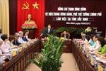 Phó Thủ tướng Trịnh Đình Dũng: Bắc Ninh cần thu hút nguồn lực từ các nhà đầu tư