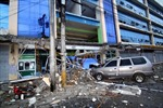Động đất mạnh tại Nam Philippines, xuất hiện khuyến cáo cảnh giác với sóng thần
